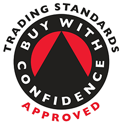 trading standards approved buy with confidence logo